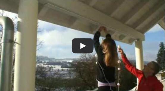 Switchgleiter-Weihnachts-Video